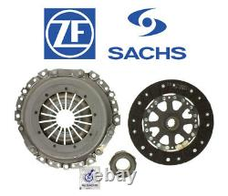 2002-2008 Mini Cooper S 1.6 Supercharged with 6spd SACHS OE Clutch Kit K70339-01