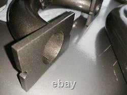 Classic Mini Eaton 45 Supercharger manifold kit. SU