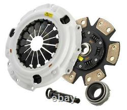 Clutch Masters for 02-06 Mini Cooper S 1.6L Supercharged FX400 Clutch Kit 6-Puck