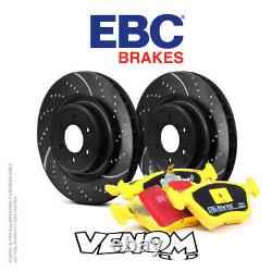 EBC Front Brake Kit for Mini Convertible R52 1.6 Supercharged Cooper S 04-08