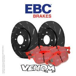 EBC Rear Brake Kit for Mini Hatch 1st Gen R53 1.6 Supercharged Works 01-03