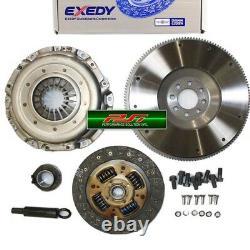 Exedy Clutch Pro-kit+hd Flywheel 02-06 Mini Cooper S 1.6l Supercharged 6 Speed