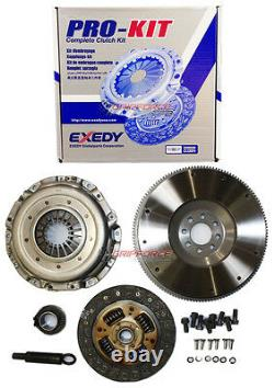Exedy Clutch Pro-kit+hd Flywheel For 02-08 Mini Cooper S Supercharged 6 Speed