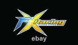 FX CLUTCH KIT+RACE FLYWHEEL for 02-08 MINI COOPER S 1.6L SOHC SUPERCHARGED 6 SPD