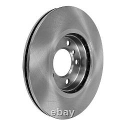 For 2007 2008 Mini Cooper Front and Rear Brake Disc Rotors and Ceramic Pads