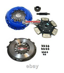 Fx Stage 3 Clutch Kit+race Flywheel 02-08 Mini Cooper S 1.6l Sohc Supercharged
