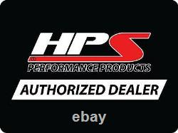 HPS Red Silicone Radiator Hose Kit Coolant for Mini 02-08 Cooper S Supercharged