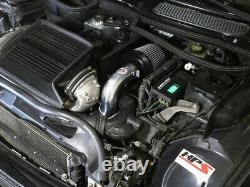HPS Shortram Air Intake Kit for Mini 02-05 Cooper S 1.6L Supercharged POLISH 03