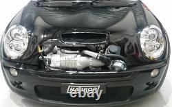 Harrop TVS900 Supercharger Kit MINI Cooper S R52 R53 KAVS Smaller 55mm Pulley