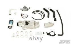 Harrop TVS900 Supercharger Kit MINI Cooper S R52 R53 KAVS Smaller 62mm Pulley
