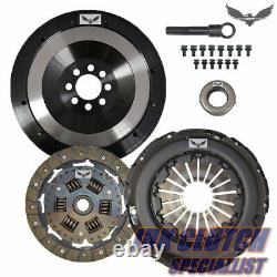 JD STAGE 2 CLUTCH KIT+FLYWHEEL for 02-08 MINI COOPER S 1.6L SUPERCHARGED 6SPD