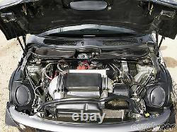 Kls Mini Cooper S Supercharger Model Top Mount Intercooler Kit 2002-06 M7 Spec
