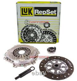 LUK CLUTCH KIT REPSET fits 2002-2008 MINI COOPER S 1.6L SUPERCHARGED 6-SPEED