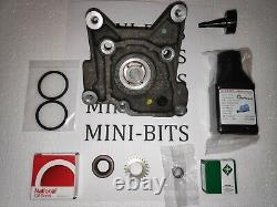 MINI Cooper S Supercharger PTO Gear End Plate Repair Kit for Water Pump Drive