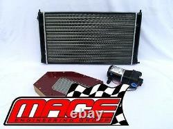 Mini Blizzard Performance Intercooler Kit For Holden Supercharged L67 3.8l V6