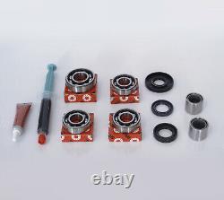 Mini Cooper R52 R53 FULL Body Rebuild Kit M45 Eaton Supercharger WITHOUT OIL