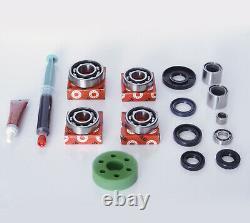 Mini Cooper R52 R53 SPECIAL Full Body + COUPLER Set M45 Eaton Supercharger Kit