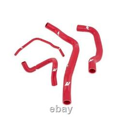 Mishimoto MMHOSE-TINY-01RD For Mini Cooper S (Supercharged) Silicone Hose Kit