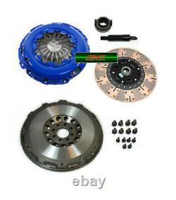 Pi Dual Friction Clutch Kit+flywheel 02-08 Mini Cooper S 1.6l Supercharged 6spd