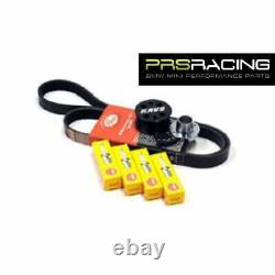 R53 Mini Cooper S Kav 17% Super Charger Perfromance Pulley Kit With Nkg Plugs