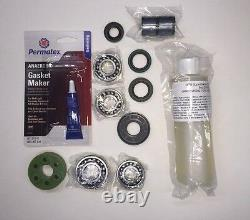Supercharger Bearing Seal Rebuild kit fits Eaton Mini Cooper Supercharger Only