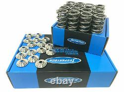 Supertech 73LB Springs Ti Retainers Kit 02-06 Mini Cooper S R53 1.6 Supercharged
