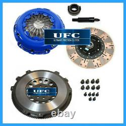 Ufc Dual Friction Clutch Kit+flywheel 02-08 Mini Cooper S 1.6l Supercharged 6spd