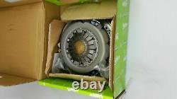 VALEO Clutch Kit MINI COOPER S R52 R53 SUPERCHARGED+ NEW FLYWHEEL 2002-07 W11B16