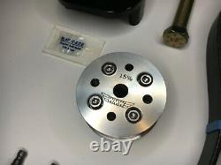 WMW 15% Supercharger Reduction Pulley Kit for R53 02-06 MINI Cooper S and R52