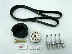 WMW 16% Supercharger Reduction Pulley Kit for R53 02-06 MINI Cooper S and R52