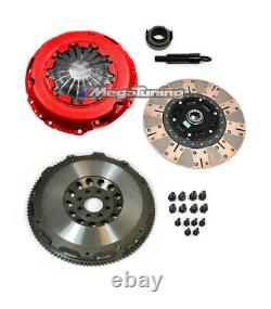XTR DUAL FRICTION CLUTCH KIT+FLYWHEEL fits 02-08 MINI COOPER S SUPERCHARGED 6SPD
