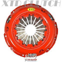 Xtd Stage 1 Clutch & Street-lite Flywheel Kit Mini Cooper S Supercharger
